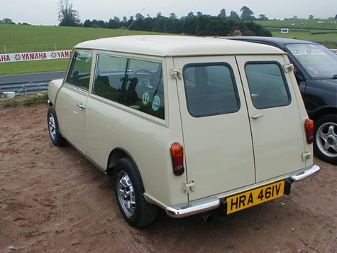 Austin Mini clubman estate